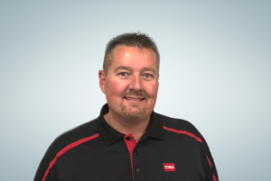 Jason Bunt - Parts Manager of LL Johnson